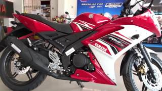 #Bikes@Dinos: Yamaha YZF-R15S First Ride, Walkaround Review (All colours)