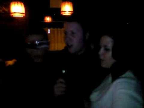 Sauerkrauts beim Karaoke - Wahnsinn