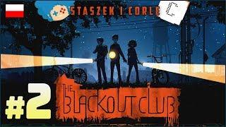 The Blackout Club PL ze Staszkiem  odc.2 (#2) ⌛️ Kooperacyjny horror | Gameplay po polsku