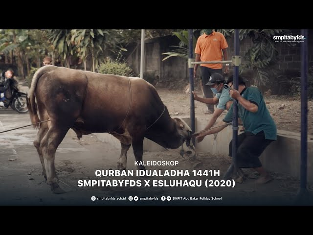 Kaleidoskop – Qurban Iduladha 1441H SMPITABYFDS X ESLUHAQU (2020)