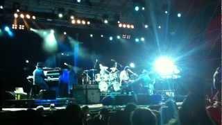 TOTO - Live Cattolica 2012 - Manuela Run