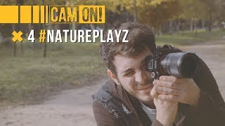 Cam on: Programa 4: #NATUREPLAYZ | Playz