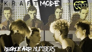 kraft Mode - People Are Numbers | Kraftwerk vs Depeche Mode mashup