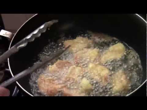 HOW TO MAKE ASIAN FUSION CRISPY SHRIMP WITH SALT AND PEPPER