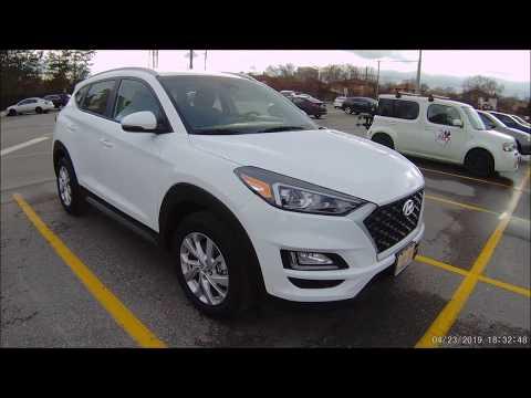 Meet My New 2019 Hyundai Tucson (Preferred FWD)