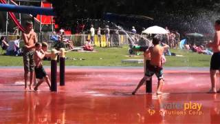 Spray Park Molecaten Bosbad Hoeven