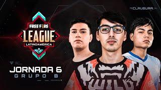 Free Fire League 2020 - Clausura | Grupo B | Jornada 6