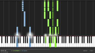 How to Play She Is by The Fray on Piano