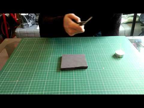 how to make foam armour