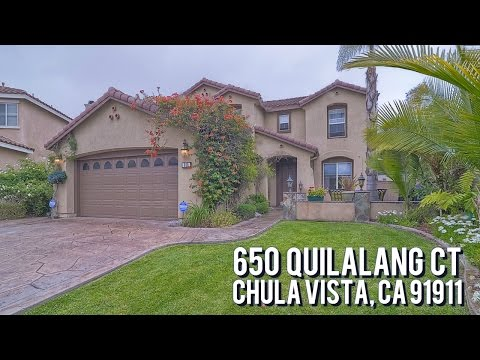 Home For Sale: 650 Quilalang Ct, Chula Vista, CA 91911