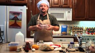 Geology Kitchen #6 - Weathering
