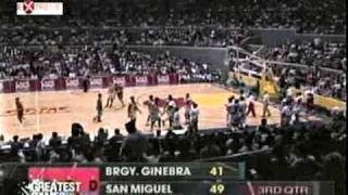 2001 PBA All Filipino Finals: San Miguel-Ginebra 81-75