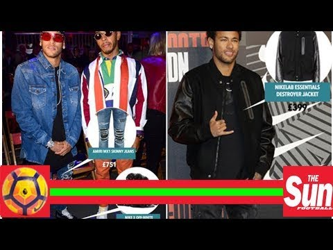 1c820278c69f Neymar fashion  How to dress like PSG s slick Brazil star without selling  your house