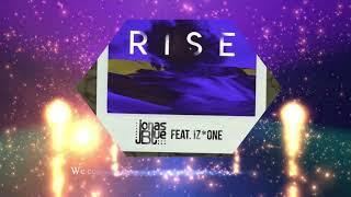 Jonas Blue – Rise ft. IZ*ONE (LYRICS)   Male Version