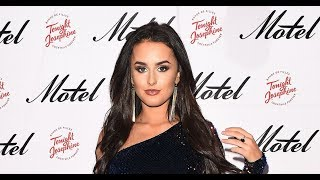 Love Island's Amber Davies 'back with ex boyfriend' Sonny Hall just days after announcing split