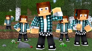 Minecraft: CLONES DO AUTHENTIC - (SkyWars )
