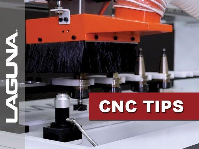 CNC Tech Tips 509 - Smartshop M - How To Set The Origin | Laguna Tools