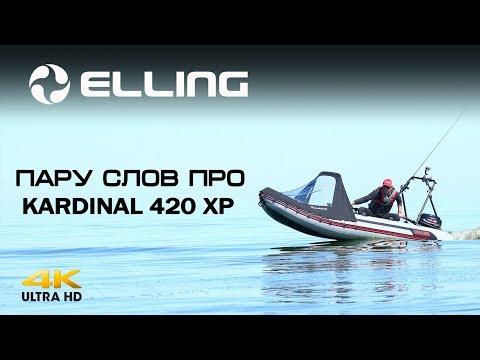Надувная лодка Кардинал