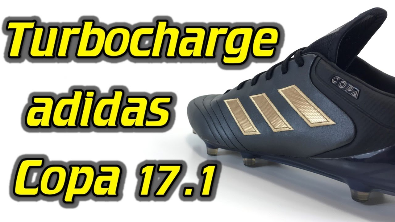 best value 2630f 44f42 Adidas Copa 17.1 (Turbocharge Pack) - One Take Review + On Feet