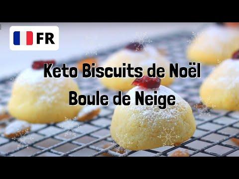 recette-keto-:-biscuits-de-noël-boule-de-neige-(en-français)