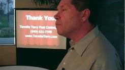 Pest Control Services Orange County with Terry Singleton, TermiteTerry.com