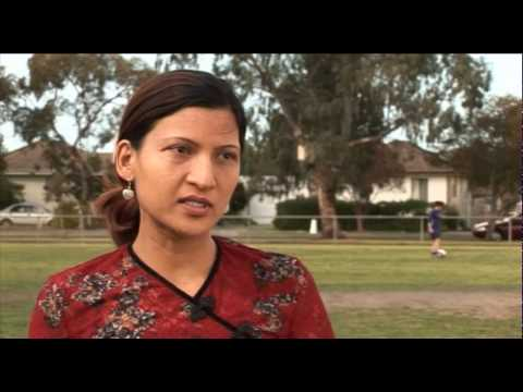 Talented soccer player defies gender and cultural stereotypes
