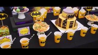 """Детский праздник """"Бэтмен"""""""