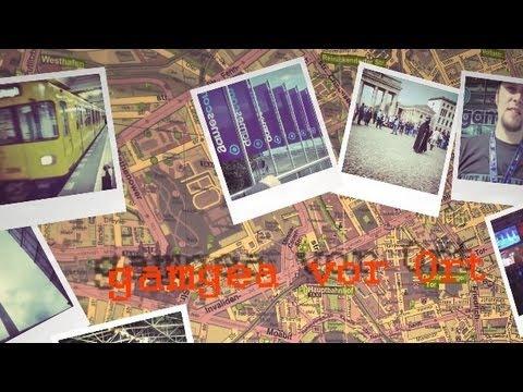 gamgeaVorOrt - Post e3 Tour Wii U Hamburg