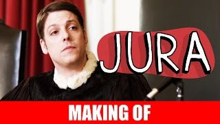 Vídeo - Making Of – Jura