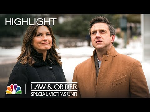 Law & Order: SVU - Two Friends Say Goodbye (Episode Highlight)