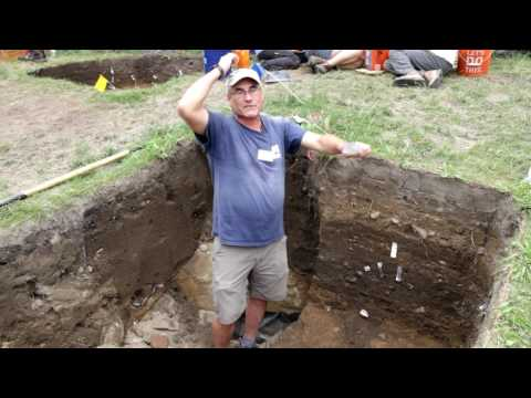Plymouth Colony Archeology Survey Update