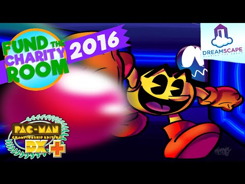 Pac-Man Championship Edition DX+ - Fund The Charity Room