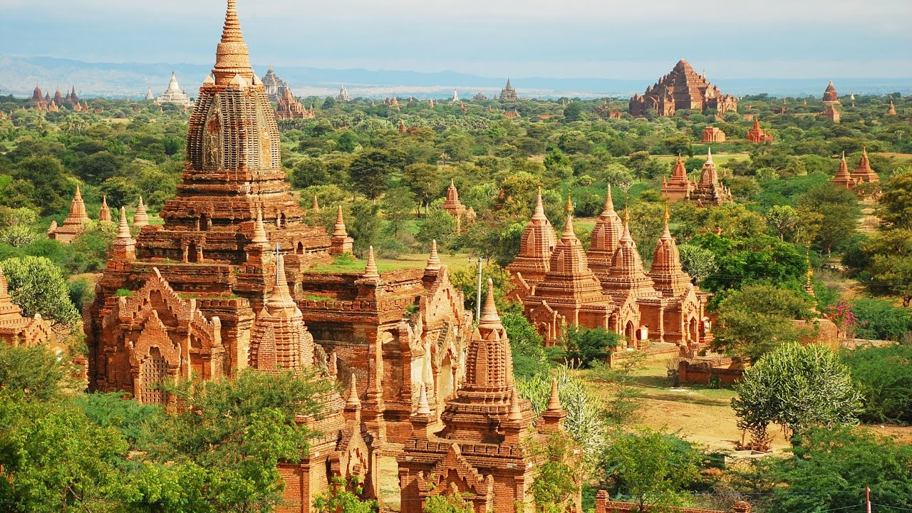 Myanmar Country Of Contrasts YouTube