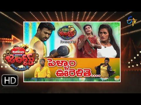 Jabardasth - 18th February 2016 - జబర్దస్త్ – Full Episode