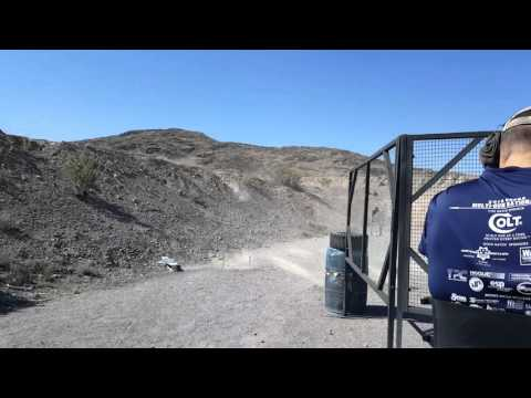 Rob Harvey 2016 USPSA Multigun Nationals stage 4 reshoot
