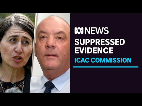ICAC releases suppressed evidence Berejiklian relationship with Maguire began in 2014 | ABC News