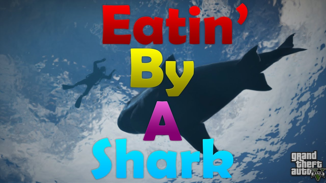 how to get eaten by a shark in gta 5