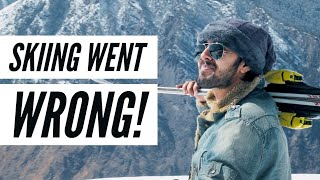 INDIA'S HIDDEN TREASURE | Auli Vlog | Skiing in India | Uttarakhand