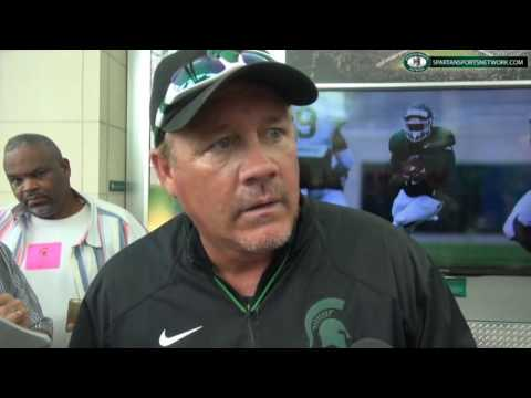 Practice Update: 8/15/16 Mark Snyder