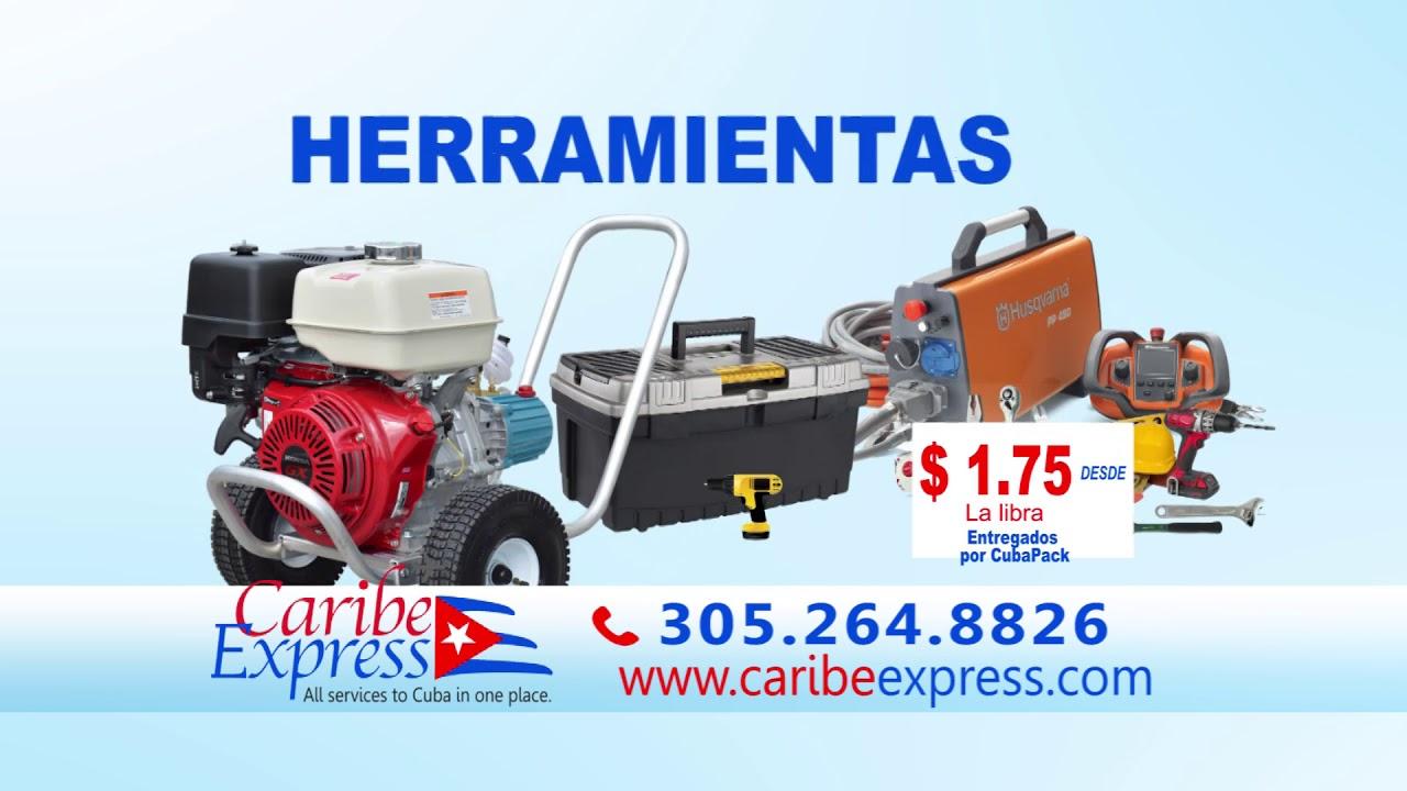 Cuba carga express