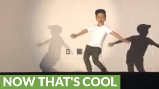 Six-year-old wins talent show with amazing dance performance