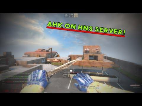 CS:GO - ahk on HNS server
