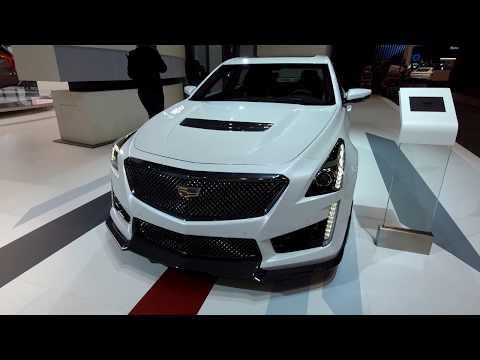 2019 Cadillac CTS-V Sedan @ 2019 Canadian International Auto Show