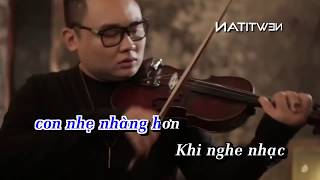 [KARAOKE] Ba Kể Con Nghe (Acoustic Cover) - Bập Bênh Team