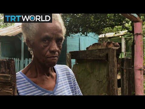 Hurricane Irma: Storm fears grip people in Dominican Republic