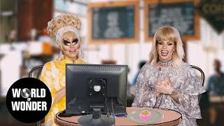 "UNHhhh Ep 75: ""Online Dating Pt. 1"" with Trixie Mattel and Katya Zamolodchikova"