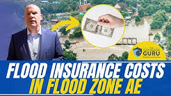 Flood Insurance Costs In Flood Zone AE