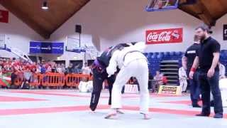 Sam Mc Nally [East Coast Jiu Jitsu Academy] vs Grant Carroll [Kyuzo] - Irish Open