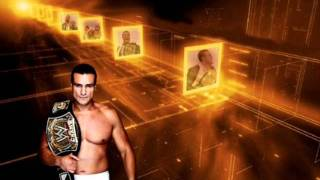 WWE Alberto del Rio theme song 2011 Realeza+ CD Quality