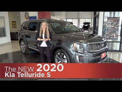 All-New 2020 Kia Telluride S | Elk River, Brooklyn Park, Mpls, St Cloud, MN | Walk Around